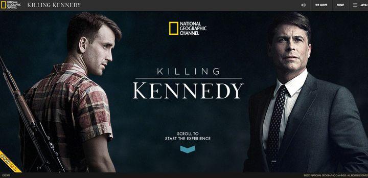 Спецпроект Killing Kennedy